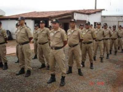Policiamento da 5ª CIPM