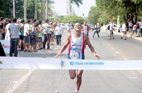 Abertas inscrições para Meia Maratona do Tocantins