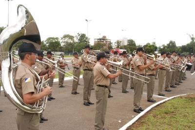 Banda de Música da PMTO - Palmas