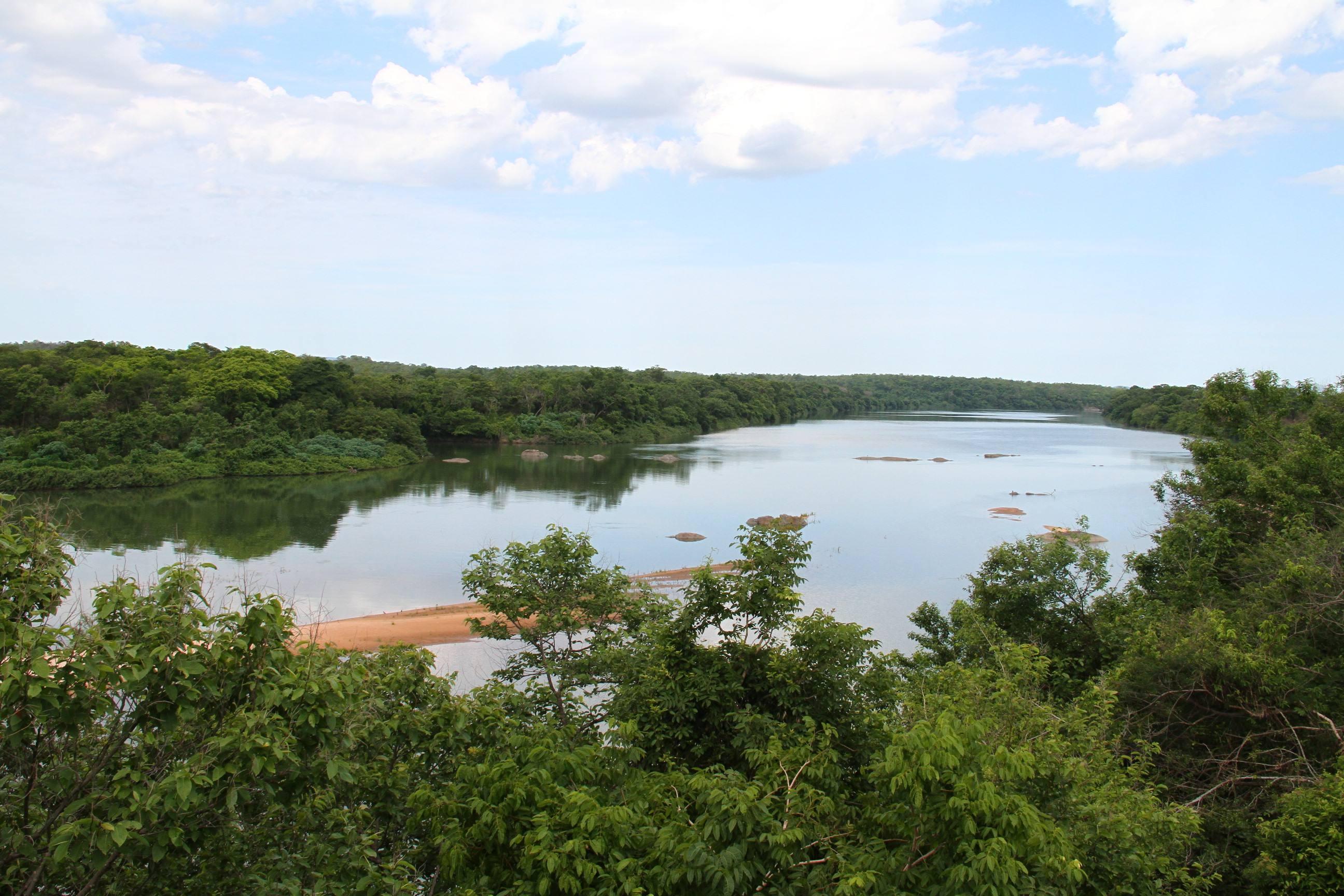 Criação do Parque Águas de Paranã visa o desenvolvimento ecológico e turístico da região
