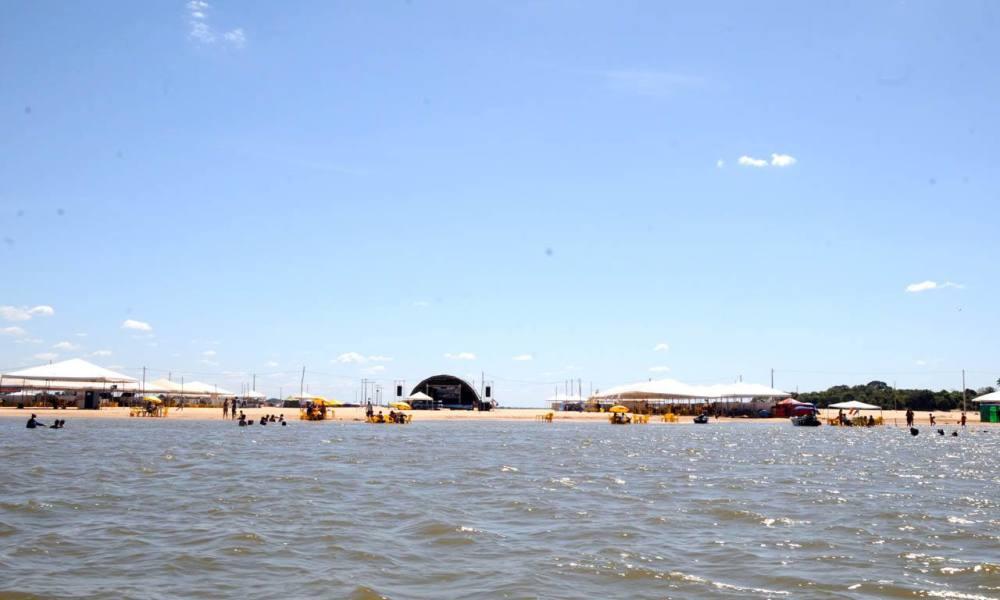 8b0d6b3a622a Com apoio do governo do Estado, temporada de praias aquece economia ...