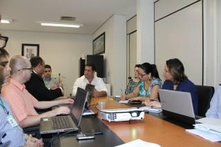 Equipe do Ministério do Meio Ambiente se reuniu no Naturatins