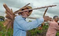 A iniciativa pretende mostrar as boas praticas de fabricação da farinha