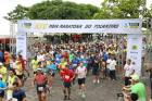 Largada da Meia Maratona do Tocantins