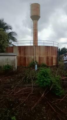 Equipe da ATS faz visita técnica em Mateiros, para avaliação da rede de abastecimento de água, esgotamento sanitário e hidromentração