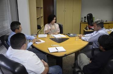 Reunião Sedeps e MPE