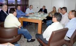 Equipe do Governo empenhada em honrar compromissos