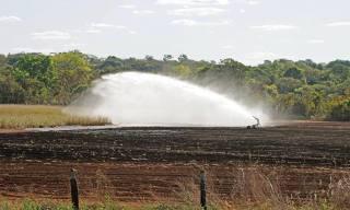 O Tocantins é rico em potencial hídrico e trabalha para manter água em abundância