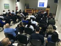 O encontro visa integrar e promover a troca de experiências entre peritos criminais do Tocantins