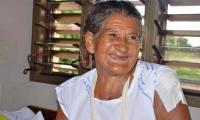 Dona Catariana Gomes foi, prontamente, atendida pela equipe da Ortopedia do HGP e já está pronta para voltar pra casa