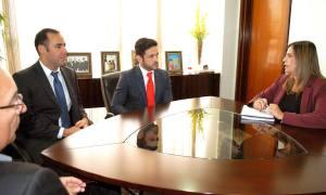 Investidores avaliam área para instalação de empresa no Tocantins