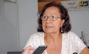 Arlete Mascarenhas explica como o projeto se desenvolve nos municípios
