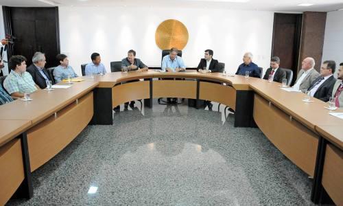 Prefeitos das regiões central e extremo-norte do Tocantins anunciaram apoio ao Governo Marcelo Miranda