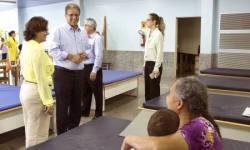 Hospital presta assistência na área de reabilitação, internação, centro de diagnóstico e oficina ortopédica