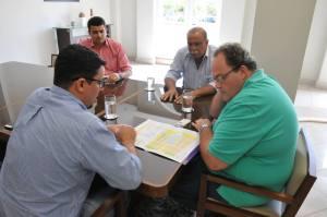 Júnior Marzola solicitou mapeamento da região a fim de legalmente resolver a situação junto à prefeitura de Palmas