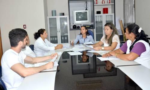 Em treinamento, profissionais do HGP são orientados sobre o Sistema de Classificação de Pacientes