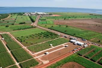 Agrotins vai apresentar essa tecnologia de ponta para a produção, que garante altos índices de produtividade agrícola