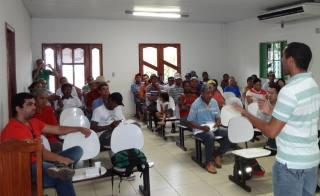 Manejo de lagos foi debatido em Araguacema e Couto Magalhães