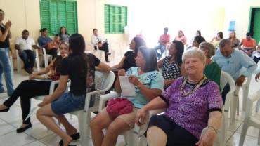 Diretora da Sedeps participar de Semana de Direitos Humanos