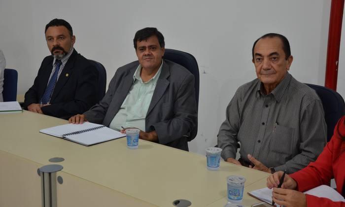 Reunião realizou levantamento das necessidades de cada órgão