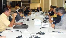 Os novos conselheiros de Administração do Igeprev foram empossados nesta terça-feira