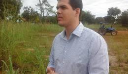 Segundo Anderson Pereira, com o uso da produção integrada reduz no uso de agrotóxico, custo de produção e os danos ambientais