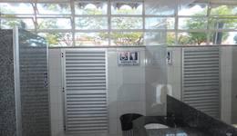 Usuários cadeirantes ganham banheiro adaptado em terminal