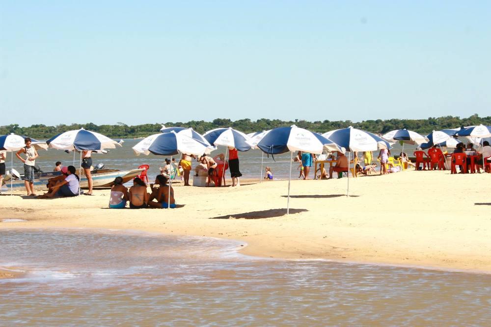 667c45062be0 ... Praias de Araguacema são ideais para quem gosta de aliar natureza e  muito agito. ‹ ›