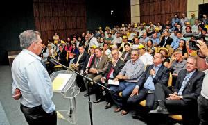 Secretário da Agricultura Clemente Barros ressaltou ações de fortalecimento no setor agropecuário
