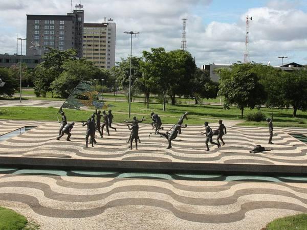 Monumento 18 do Forte retrata  um importante período histórico do Tocantins