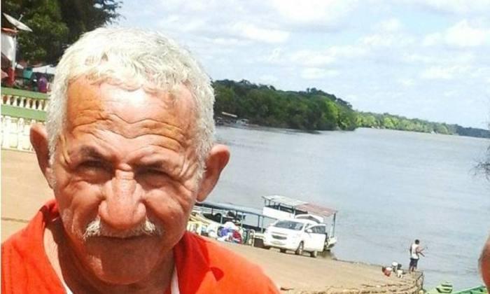 José Moreira Sobrinho foi encontrado, bastante debilitado, em Canaã-PA