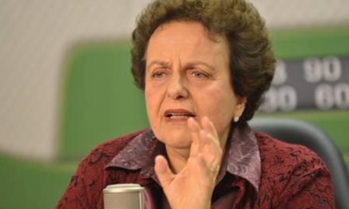 Ministra Eleonora Menicucci chega ao Tocantins