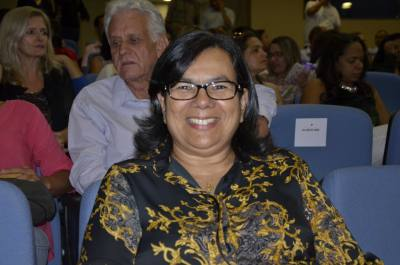 Maria Aide Delegada da Mulher Tocantins