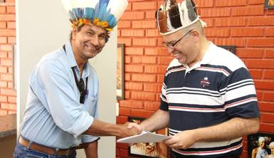 Entrega da Carta da Conferência indigena  Fotos Manoel Junior  (6).JPG