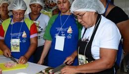 O encontro é direcionado aos 42 integrantes da Colônia de Pescadores de Brejinho de Nazaré