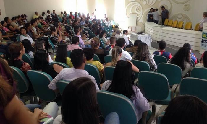 Etapa Paraíso das Conferências Regionais de Juventude