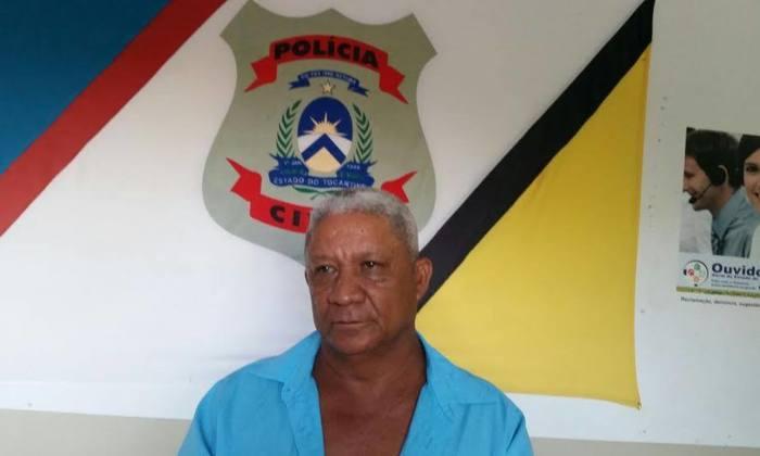 João Francisco Carvalho, 61 anos