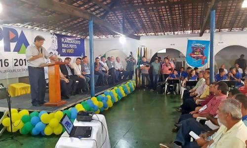 Pedro Barbosa / Governo do Tocantins