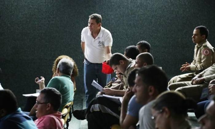 Grupos de times dos Jogos dos Servidores foram formados por meio de sorteio