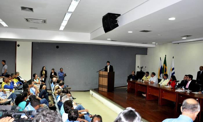 Agência de Regulação participa de Audiência Pública sobre serviço de transporte rodoviário no Tocantins
