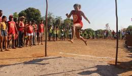 Participam das Quiolimpíadas cinco comunidades quilombolas e também jovens do município de Brejinho de Nazaré.
