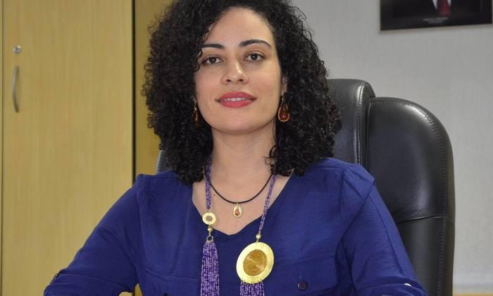 Secretária Gleidy Braga