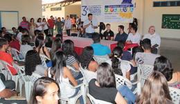 Superintendente Estadual de Juventude, Ricardo Ribeirinha, apresenta tema da Conferência