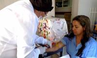Após o cadastro, o doador é incluído no Registro Nacional de Doadores Voluntários de Medula Óssea.