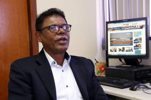Professor Guedes explicou que já mobilizou as escolas da regional de Miracema