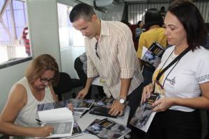 Antônia Custódia lançou a obra A Região da Usina Hidrelétrica (UHE) de Estreito: Investigação e Interpretação da Sucessão Temporal
