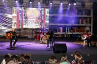 Durante a apresentação, o grupo musical mostrou ao público parte da cultura tocantinense