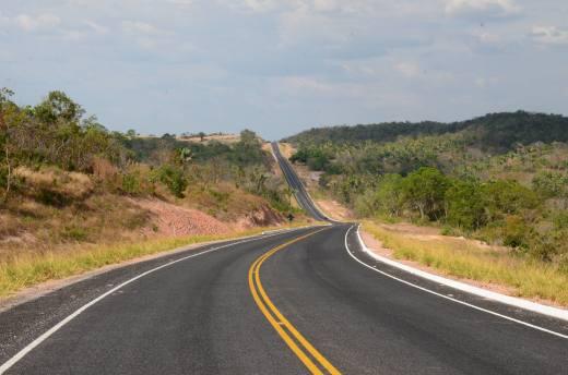 O Tocantins conta com quase 7 mil km de estradas pavimentadas