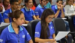 Capacitação foi oferecida para 70 voluntários estudantes do curso de Direito da Faculdade Serra do Carmo e estagiários da Prefeitura de Palmas