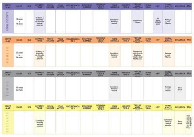 Calendário Básico de Vacinação - Adolescente - Adulto - Idosos e Gestantes_400.jpg